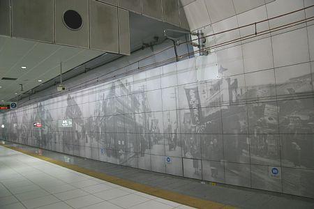 現代の壁画